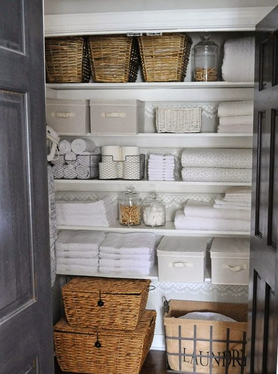 Picture Of how to smartly organize your laundry space  32