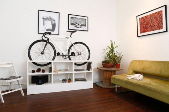 How To Store Your Bike Ways And Examples