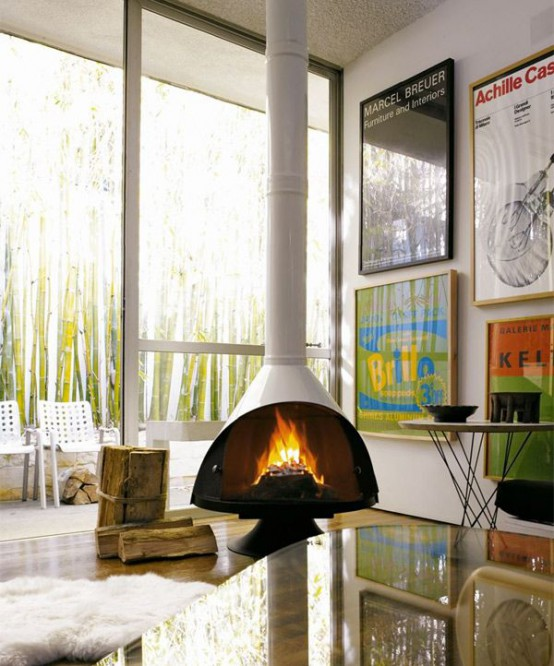 How To Style The Malm Fireplace 20 Ideas Digsdigs