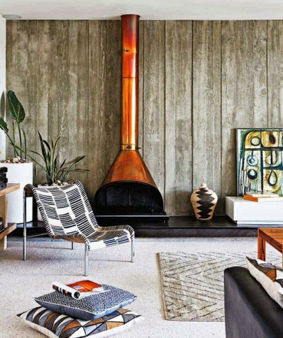 How To Style The Malm Fireplace Ideas