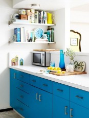 How To Use Color And Textures In Small Spaces
