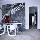 How To Use Graffiti In Interior Design Ideas