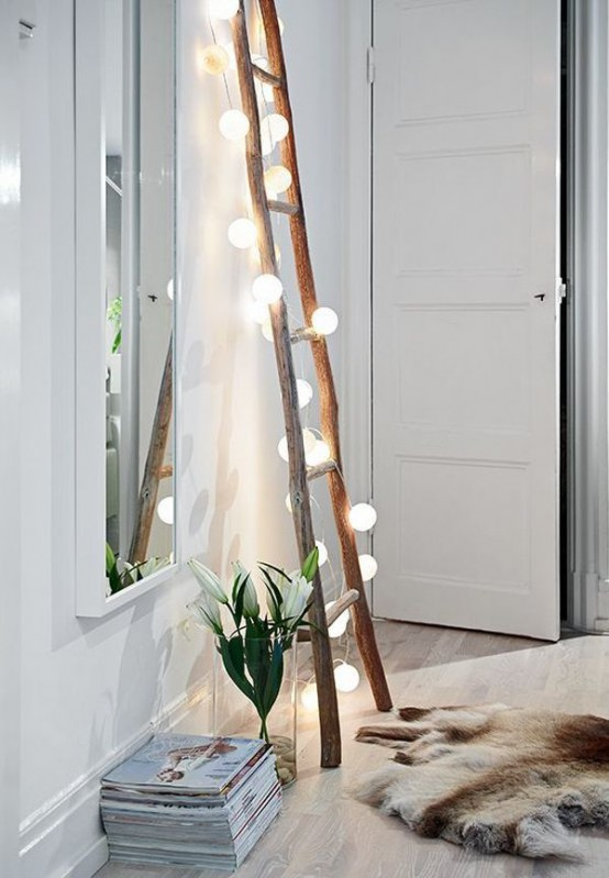 How To Use String Lights For Your Bedroom Ideas