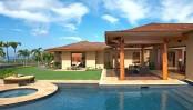 Hualalai Luxury Home Design Pool