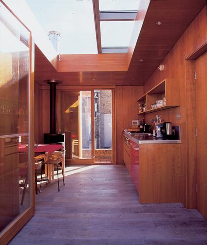 Homelux Underfloor Heating Wiring Diagram : Urban hut on a roof digsdigs camizu