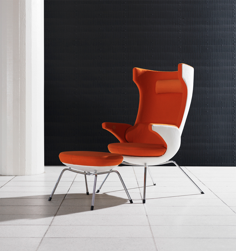 Esthetic and Modern Looking Lounge Chair – i-SIT by Design Concern