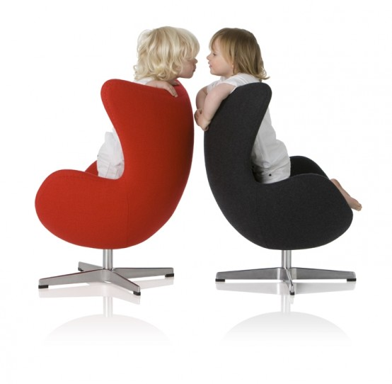Iconic Egg Chairs