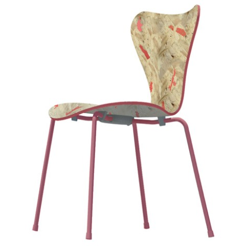 Iconic Series 7 Chair Re Edition By Famous Architects