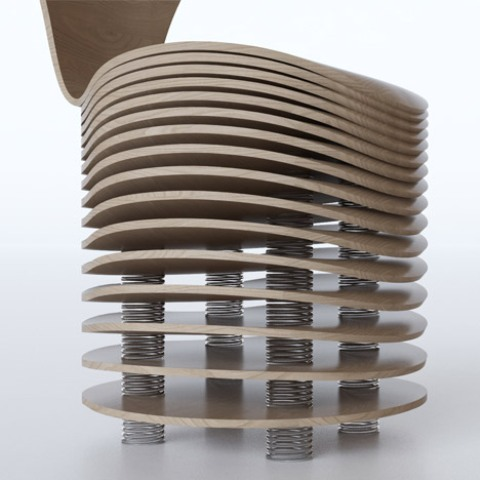 Iconic series 7 chair re edition by famous architects for Famous architects