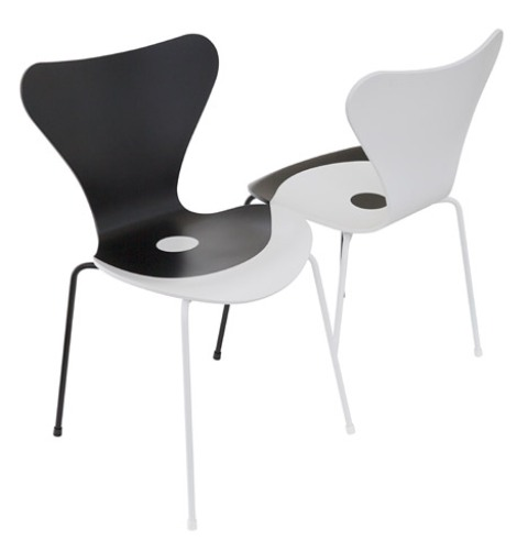 Iconic Series 7 Chairs By Famous Architects