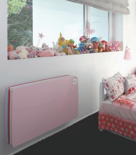Ideal Modern Space Radiator For Kids Rooms