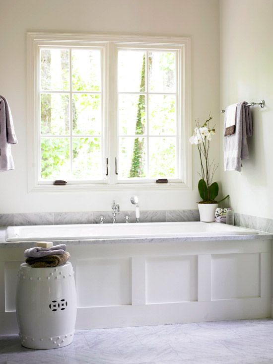 23 Ideas To Give Your Bathtub A New Look With Creative Siding Digsdigs
