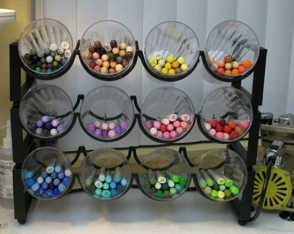 Picture Of ideas to organize your craft room in the best way  13