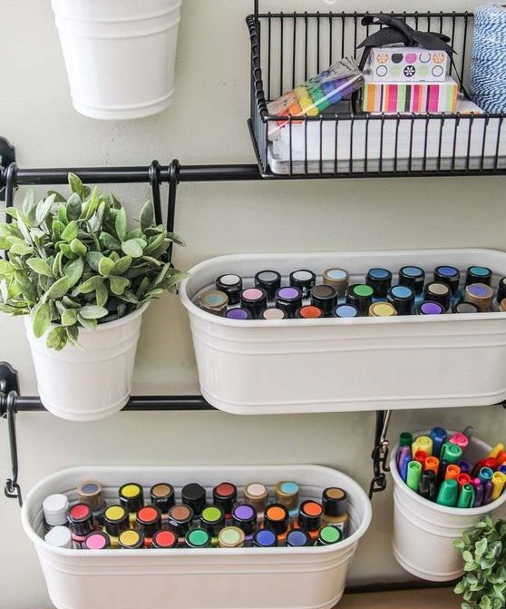 Picture Of ideas to organize your craft room in the best way  7