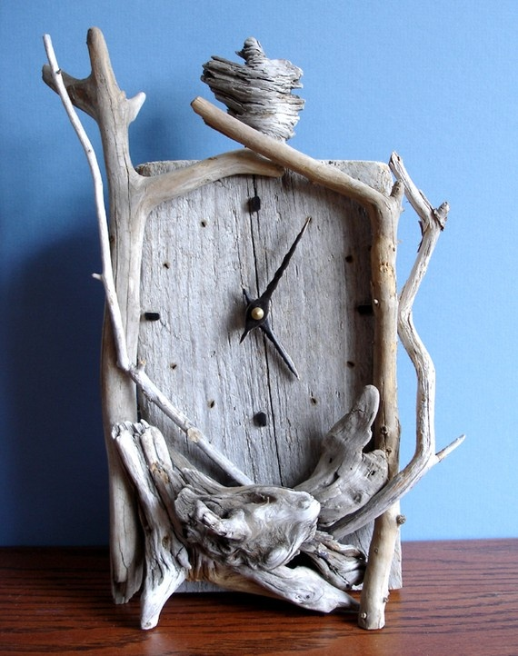 52 ideas to use driftwood in home d cor digsdigs - Decorative items for home ...