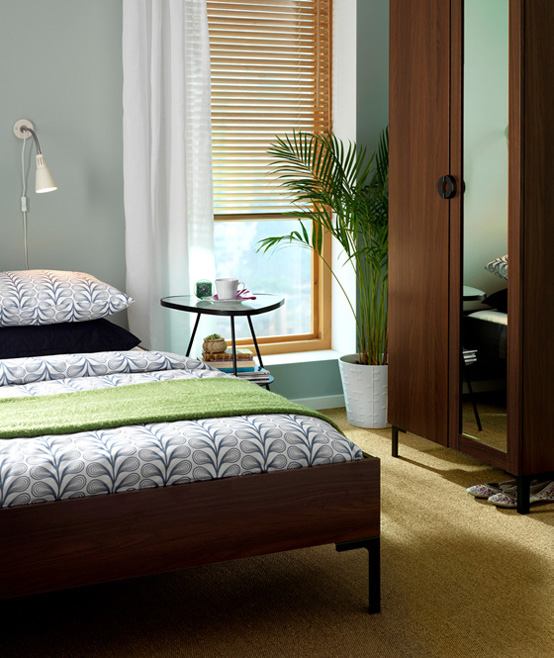 ikea small bedroom design examples ikea 2010 bedroom design examples digsdigs 18937