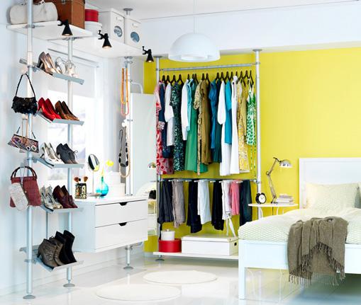 Ikea 2010 Bedroom Design Examples