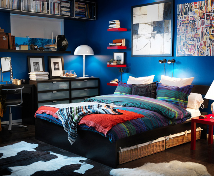 Cool Teenage Boy Bedrooms Ideas | 750 x 616 · 218 kB · jpeg
