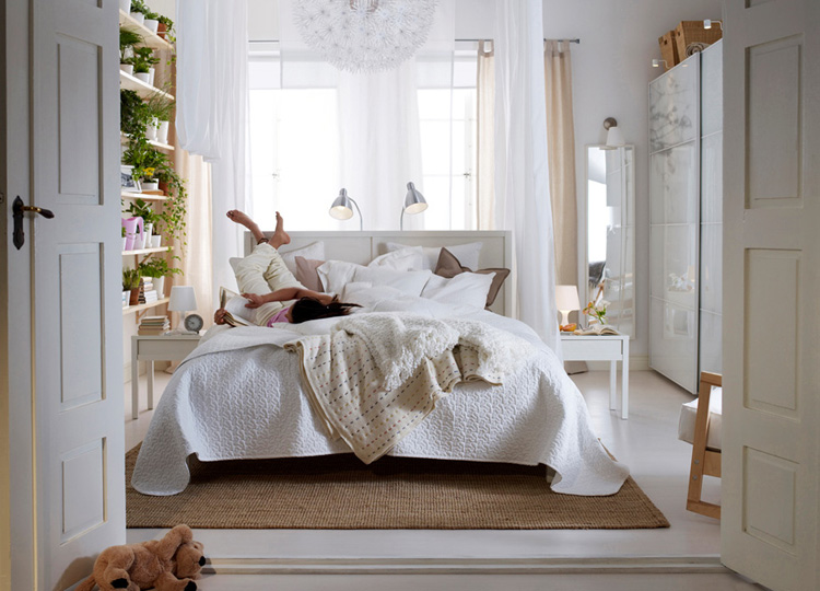 ikea bedroom design