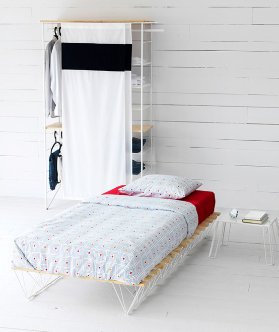 IKEA 2010 Bedroom Design Examples - DigsDigs