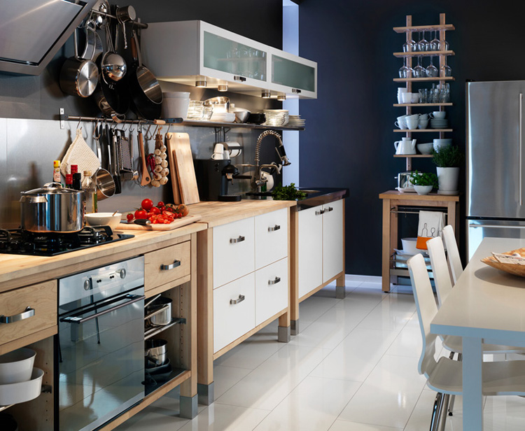 Ikea Design Ideas Kitchen ~ Ikea dining room and kitchen designs ideas