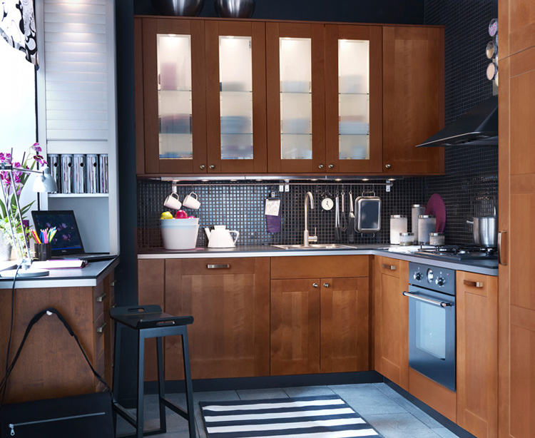 kitchen design small space gallery ikea 2010 dining room and kitchen designs ideas and 831