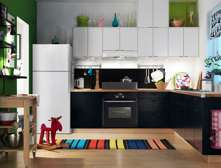 Ikea kitchen design ideas Kitchen room furniture design