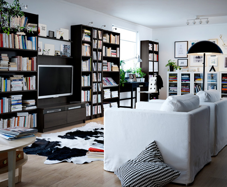picture of ikea 2010 living room ideas