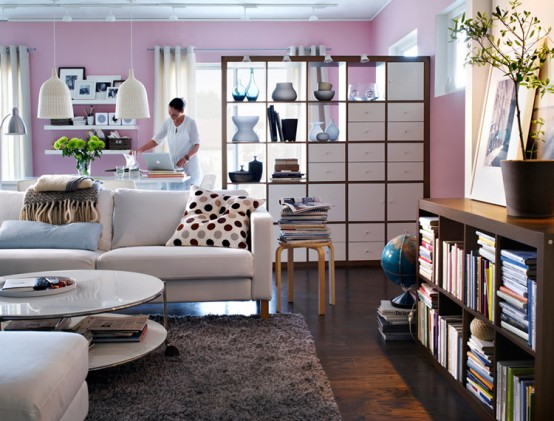 ikea 2010 living room ideas - Ikea Design Ideas