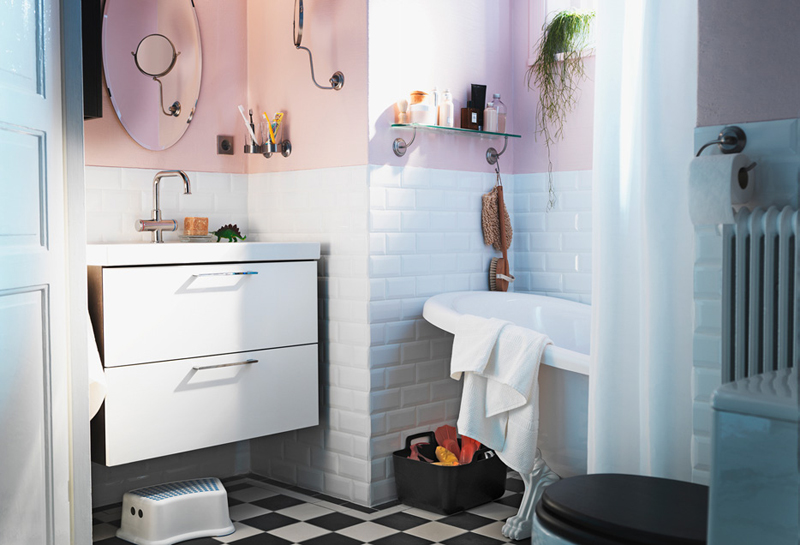 Http Www Digsdigs Com Ikea Bathroom Design Ideas And Products 2011