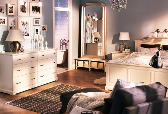 IKEA Bedroom Design Ideas 2011 - DigsDigs