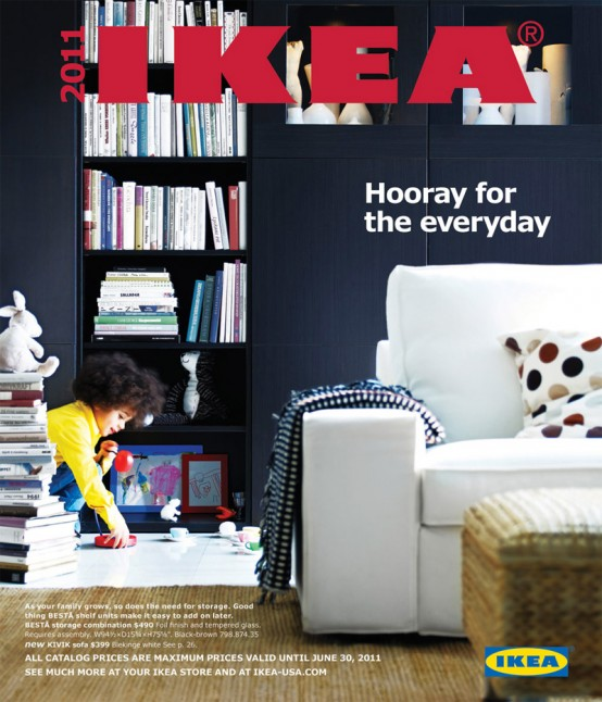 Ikea 2011 Catalog Cover