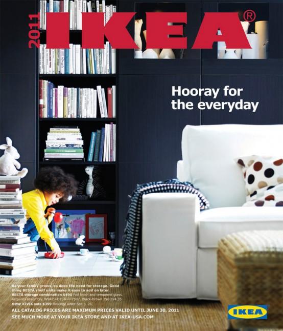 IKEA 2011 Catalog and Showroom Sneak-Peaks