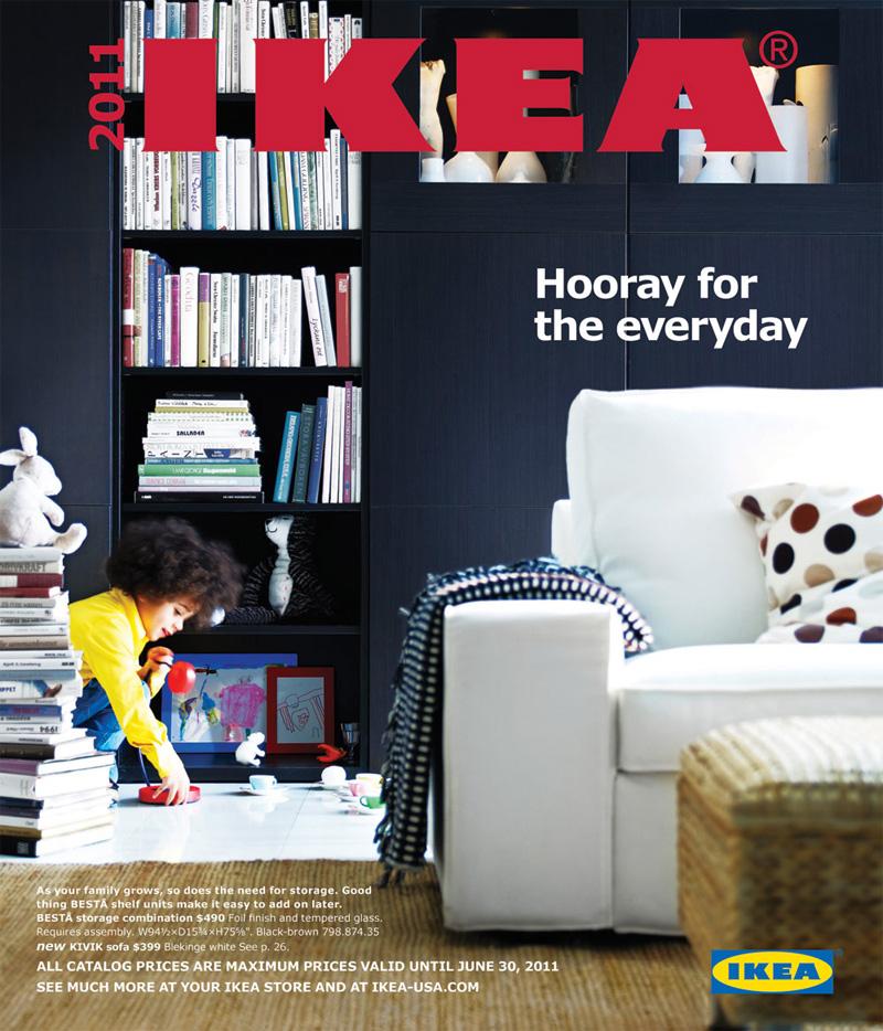 Ikea 2011 Catalog And Showroom Sneak Peaks