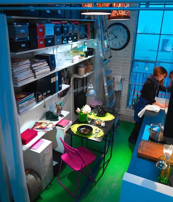 Ikea 2011 Dining Room Design Ideas