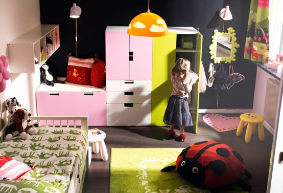Ikea 2011 Kids Room Design Ideas