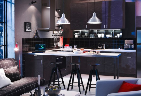 IKEA Kitchen Designs Ideas 2011