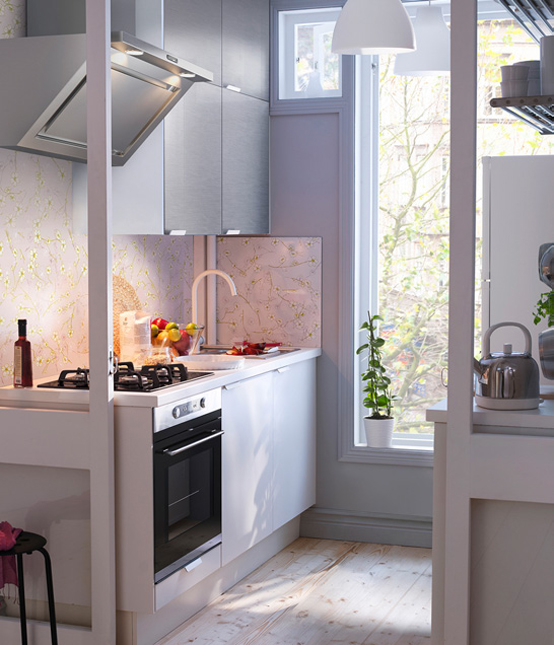 Ikea Small Kitchen Inspiration: IKEA Kitchen Designs Ideas 2011