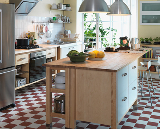 IKEA Kitchen Designs Ideas 2011 | DigsDigs