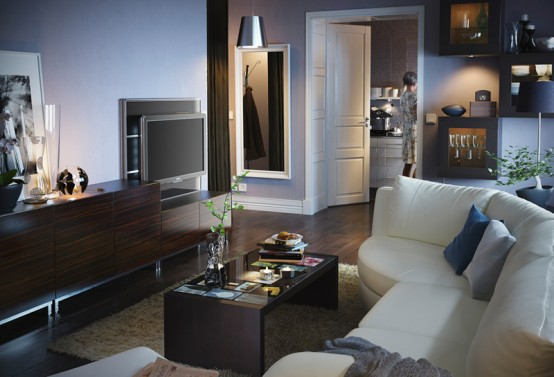 Ikea 2011 Living Room Design Ideas Photo Gallery