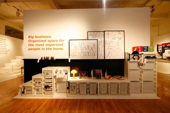 Ikea 2011 Showroom