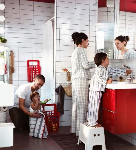 Ikea Bathroom Design Ideas
