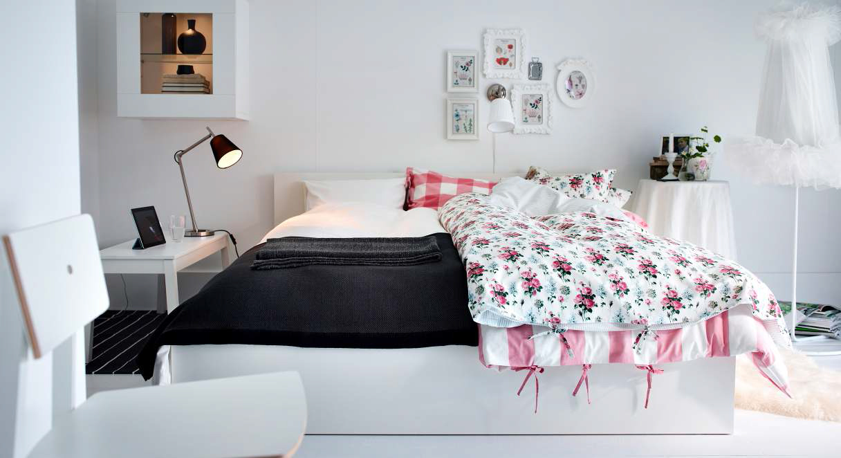 IKEA 2013 Bedroom Ideas
