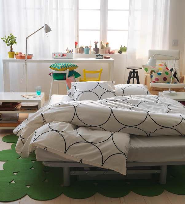 ikea bedroom design ideas 2 - IKEA Bedroom Design Ideas