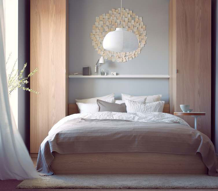 Ikea bedroom design ideas 2012 digsdigs - Deco chambre style scandinave ...