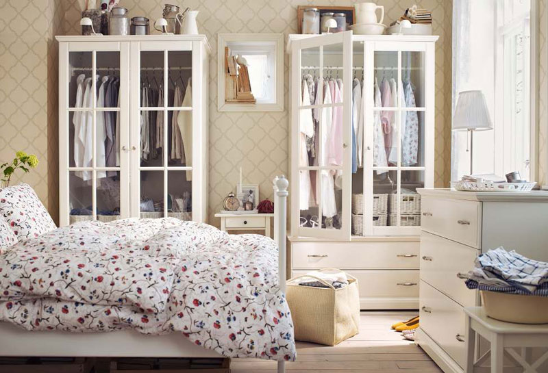 ikea bedroom closets