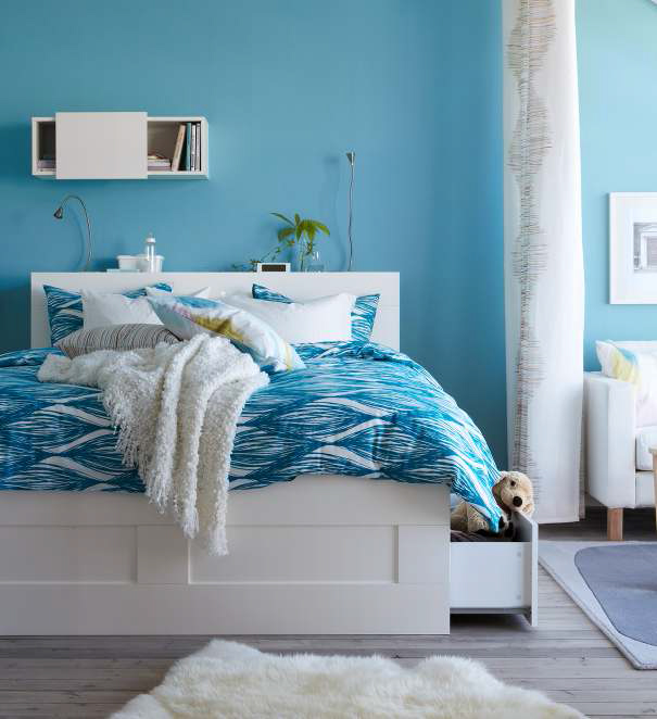 Amazing Blue and White Bedroom Design Ideas 605 x 662 · 126 kB · jpeg