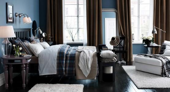IKEA Bedroom Design Ideas 2013 - DigsDigs