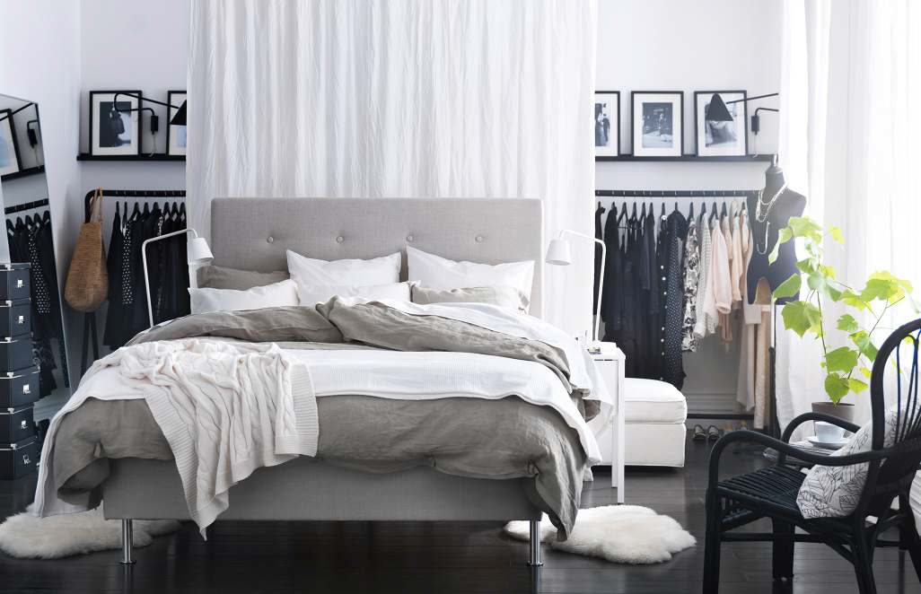 IKEA Bedroom Ideas 1026 x 662