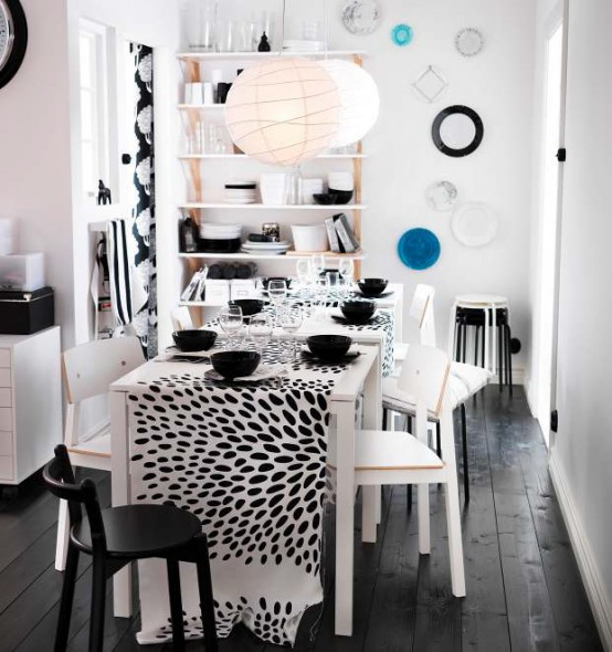 Ikea Dining Area Design Ideas